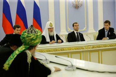 РПЦ тоже хочет участвовать в написании закона об НКО