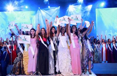 Участницы конкурса «Мисс мира» собрали $260 тыс. для пострадавших районов Китая