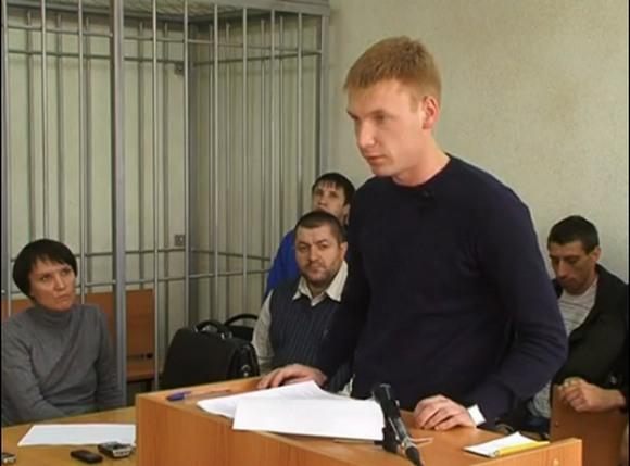 Егор Бычков получил условный срок