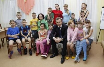 Павел Астахов. Фото с сайта http://anatoliy-brovko.livejournal.com/