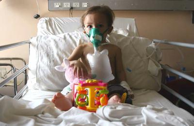 100 тысяч детей умирают от рака