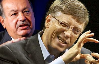 Билл Гейтс расфилантропил треть состояния