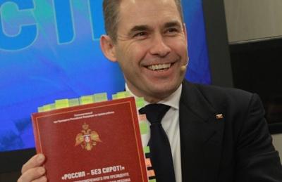 Астахов обещает каждому сироте найти по семье