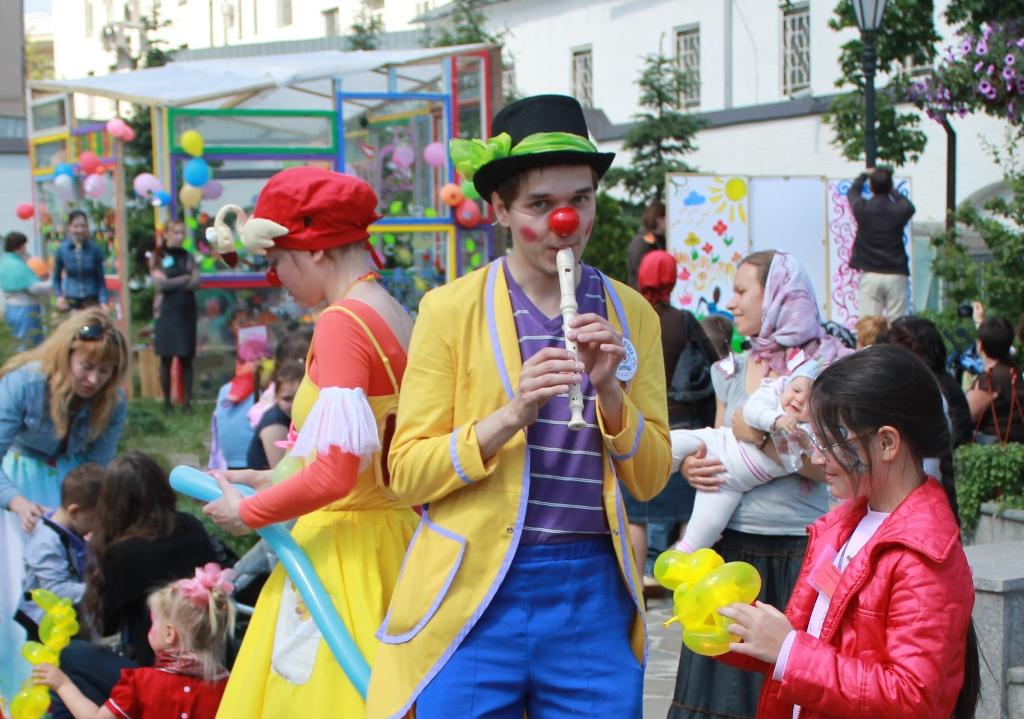 Праздник-фотосессия для детей с ДЦП прошел в Москве