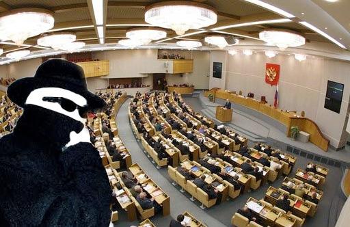 Госдума приняла закон об «иностранных агентах»