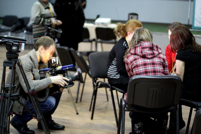 Школа кино: дети-сироты рассказали о своем видении мира через фильм