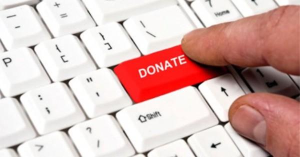 электронные пожертвования онлайн