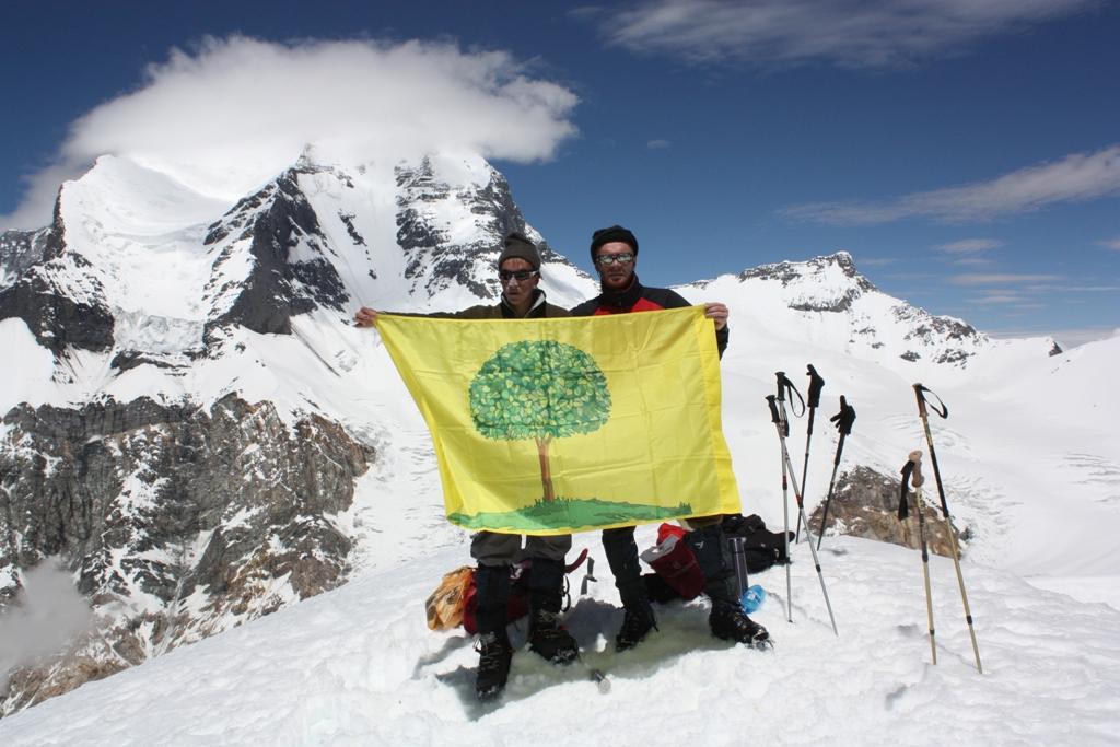 Слепой альпинист из Липецка Николай Орлов: что дальше