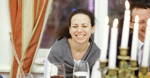 Мария Черток: «Тост за движение»