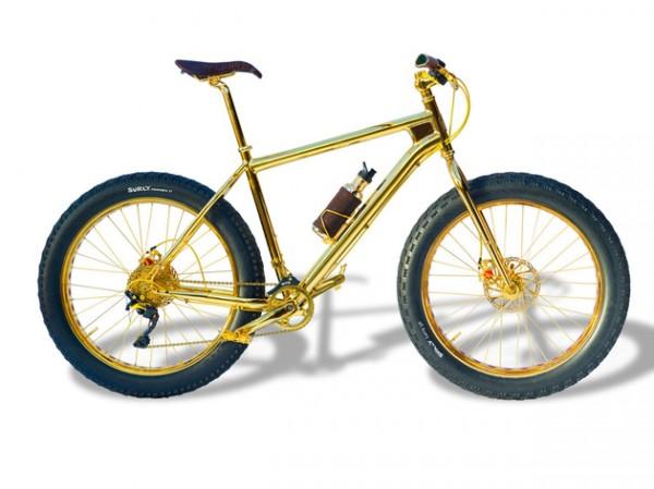 Миллион долларов на благотворительность за велосипед