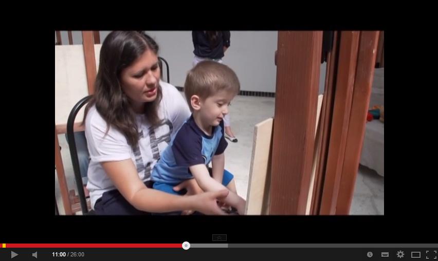 «Победа над собой»: короткрометражный фильм о жизни особого ребенка