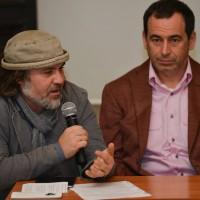 Александр Гезалов и Роман Авдеев на премьере фильма «Мария»