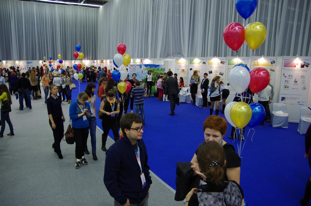 Международный форум «Доброволец России»: 60 экспертов, 30 площадок