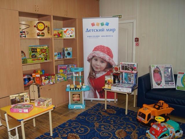 Открытие пяти игровых комнат в детском центре медицинской реабилитации в Краснодаре