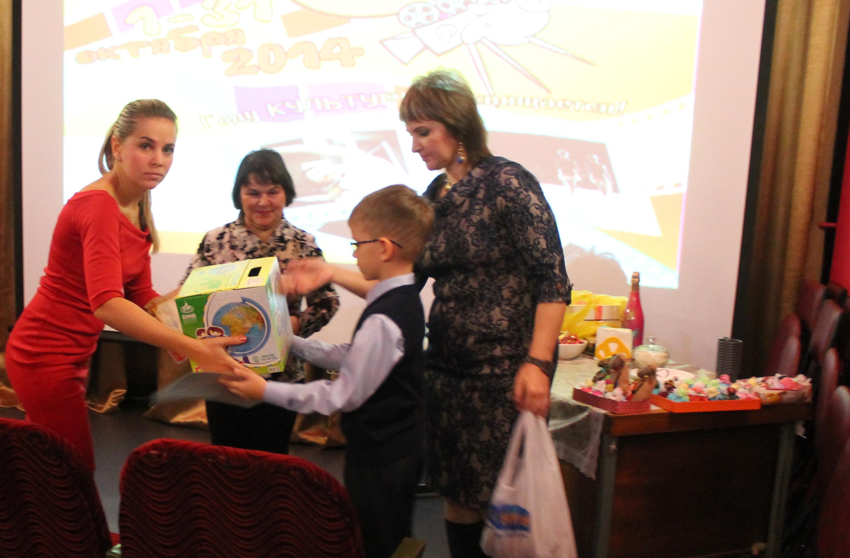 XII Волгоградский фестиваль фильмов для детей «Чудо по имени Кино!»