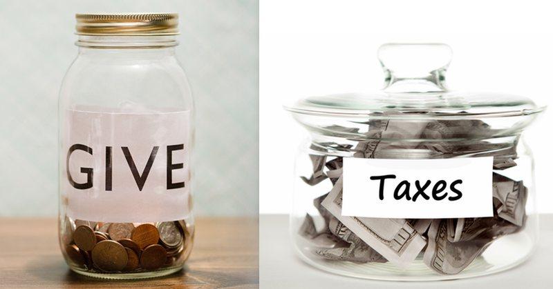 Исследование: налоговые льготы увеличивают пожертвования