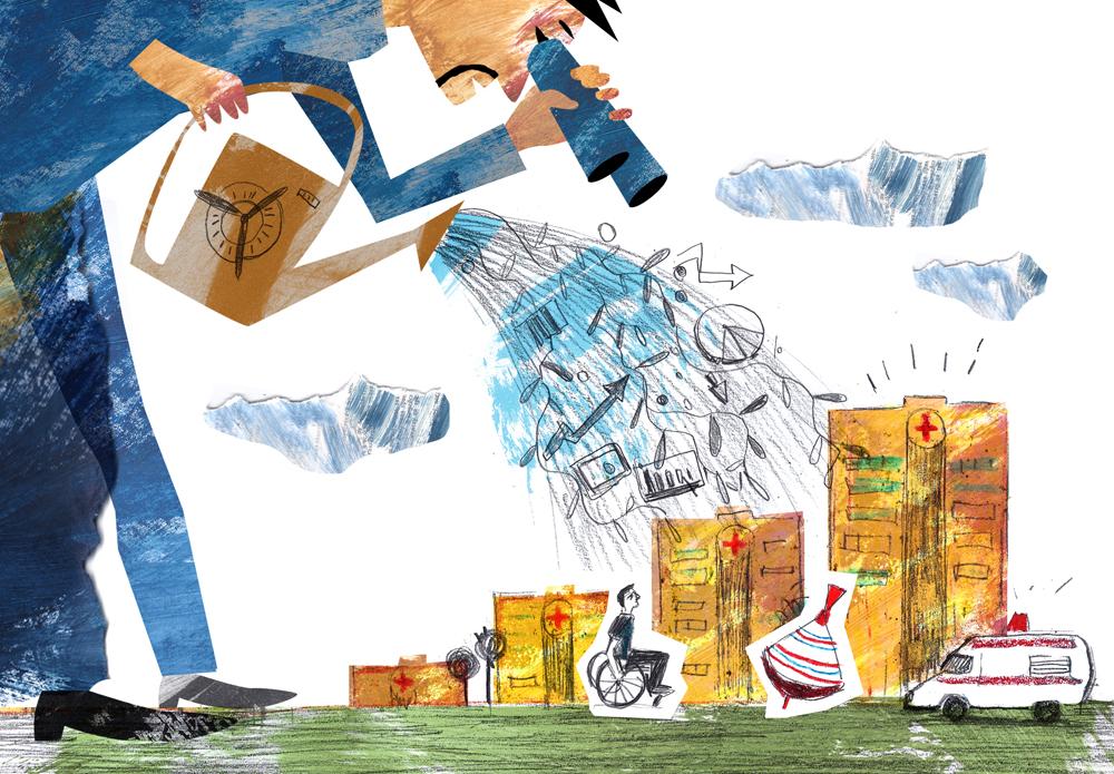 Развитие, диалог, волонтерство: тренды года в благотворительности